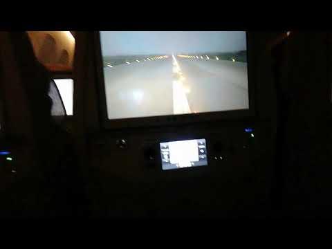 Flight landing in Multan international airport by Shakil