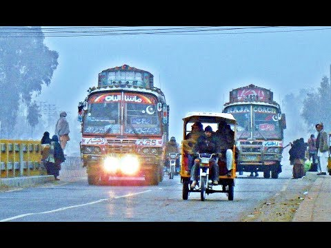 Wonderfull buses of Pakistan