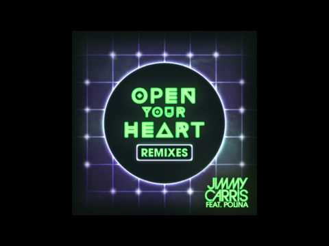 Jimmy Carris feat. Polina - Open Your Heart (Tom Swoon Remix)
