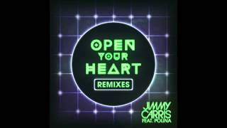 Download Jimmy Carris feat. Polina - Open Your Heart (Tom Swoon Remix) MP3 song and Music Video