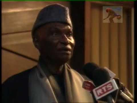 Archind: N°210 Musée des civilisations noires Œuvre du Président Abdoulaye WADE