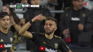 GOAL Diego Rossi | LAFC 1 - 1 Real Salt Lake thumbnail