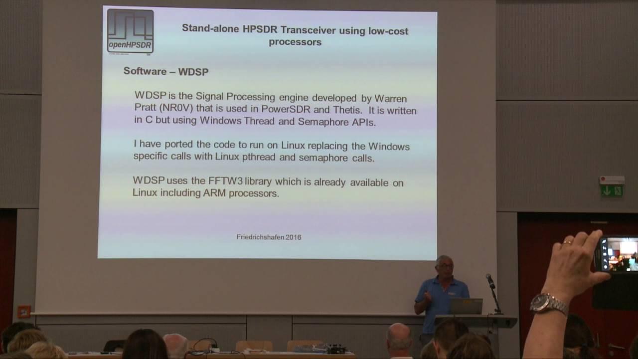 High Performance Software Defined Radio (HPSDR) | VK7TW