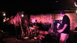 FETUS EATERS live Los Globos 01/05/2015