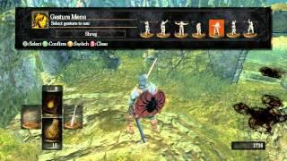 Dark Souls - Treacherous Firelink Shrine well