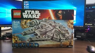 LEGO МАРАФОН - STAR WARS 75105