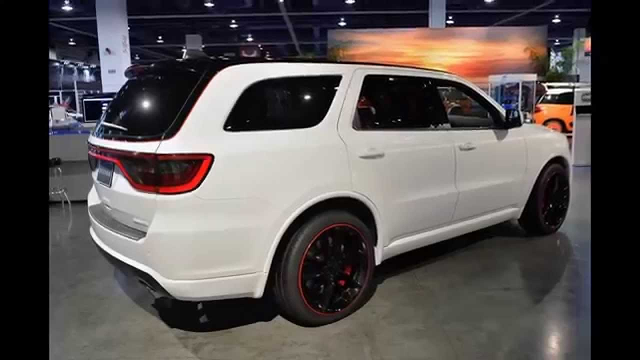 Custom 2014 Dodge Durango RT - YouTube