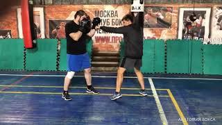 Контроль соперника в боксе