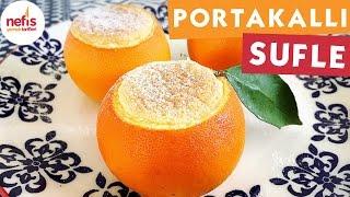Portakallı Sufle - Kek Tarifleri - Nefis Yemek Tarifleri