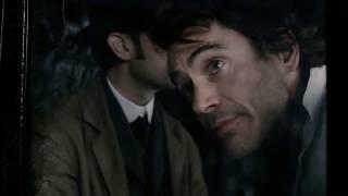 Шерлок Холмс Выяснение отношений Ватсона и Холмса