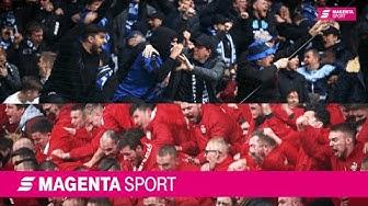 Das Südwestderby   SV Waldhof Mannheim - 1. FC Kaiserslauter   3. Liga   MAGENTA SPORT