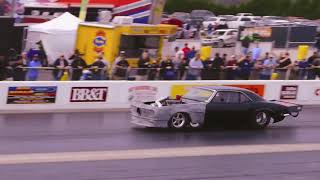SMALL TIRE ACTION AT STREET OUTLAWS NO PREP KINGS GALOT