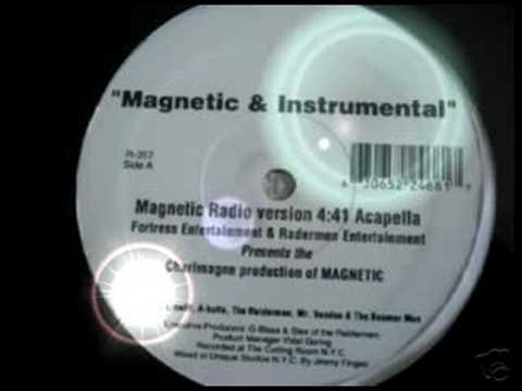 Raiderman- Magnetic
