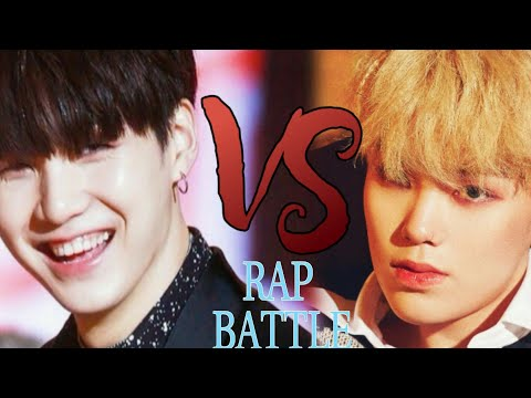 [RAP BATTLE] B.A.P Zelo Vs BTS Suga