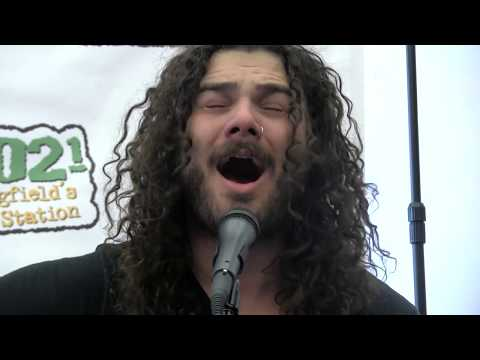 Shamans Harvest In Chains Acoustic Q102 Rock Room Sessions