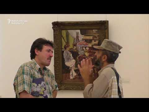 Moldova Opens Major Exhibition Of Luchian Paintings