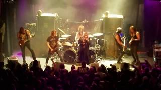Battle Beast - King For A Day - May 14, 2017 Denver, CO