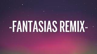 Rauw Alejandro - Fantasías (Remix) (Letra / Lyrics) Anuel AA, Natti Natasha, Farruko, Lunay.mp3