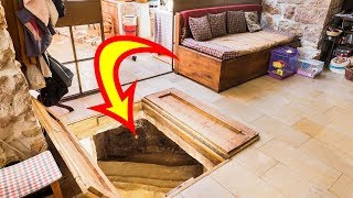Woman That Ripped Up Her Carpet Wasn't Prepared To Face Her House's Enigmatic Past