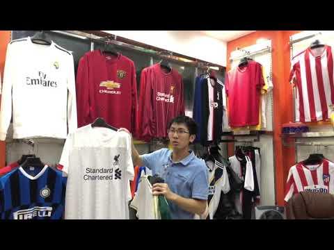 20/21 Liverpool Home Soccer Jerseys Men Fan Version