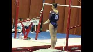 CUP Stella Zakharova-2013 Алия Мустафина (RUS), брусья