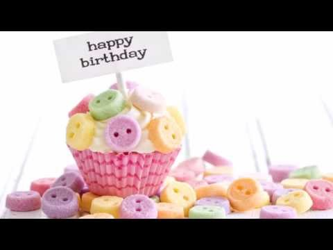The Birthday Song - Corrinne May
