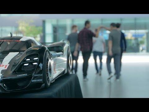 From idea to 3D model: Porsche fans create a stunning 908-04 concept car (short documentary)