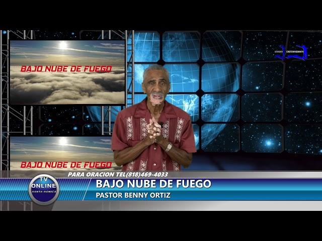 BAJO NUBE DE FUEGO