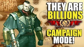 The Last Bunker - They Are Billions Gameplay - Campaign Mode