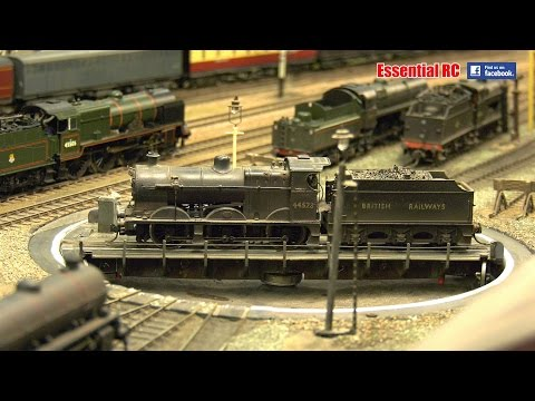 SUPER DETAILED Model RAILWAY Layouts COMPILATION [UltraHD & 4K]