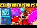 I GOT EVERY *SECRET* PET IN BUBBLE GUM SIMULATOR! (Roblox)