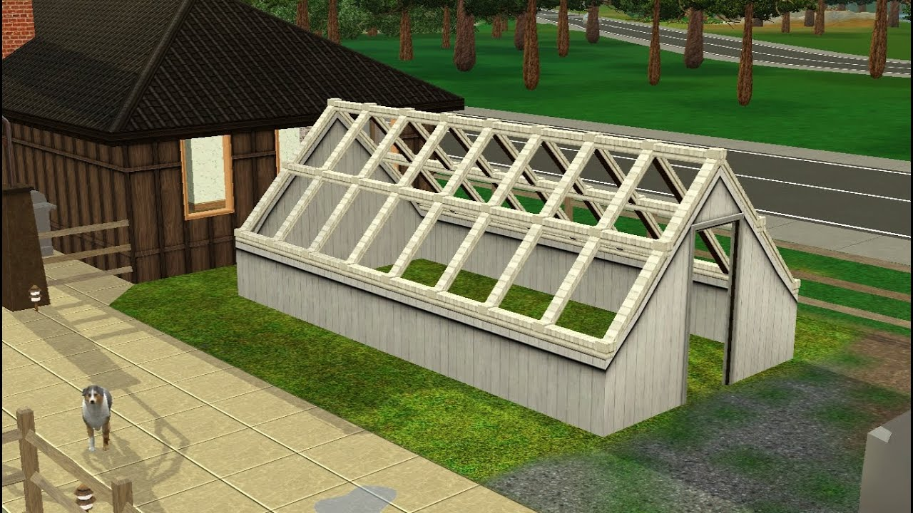 Zombie Survival Compound Greenhouse Design Html on