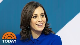 Hallie Jackson Announces She's Pregnant With First Child | Sunday TODAY