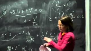 Eva Silverstein - String Cosmology 1