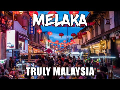 Best Things to do in MELAKA MALAYSIA - [Full Travel Guide]