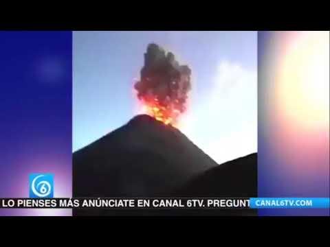 Ya son 62 los muertos por la erupción del volcán en Guatemala