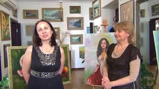 Рисовать любимых - радость! Творчество Оксаны Лапшиной. РИСУЕМ ВМЕСТЕ!
