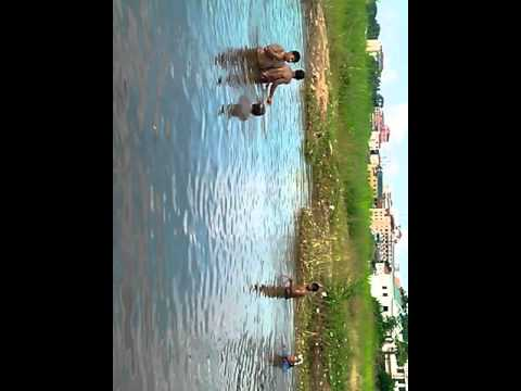 Funny Khmer Media   Fishing Net in Beong Kok 2