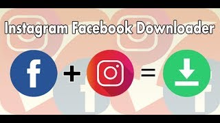 facebook videos Downloader  and Instagram to gallery | Best android app
