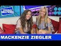 Mackenzie Ziegler Plays the 7 Second Challenge!