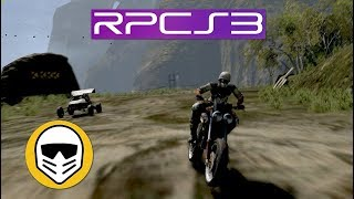 PS3 Emu | MotorStorm: Pacific Rift DEMO gameplay HD (RPCS3) i7 4790k PC