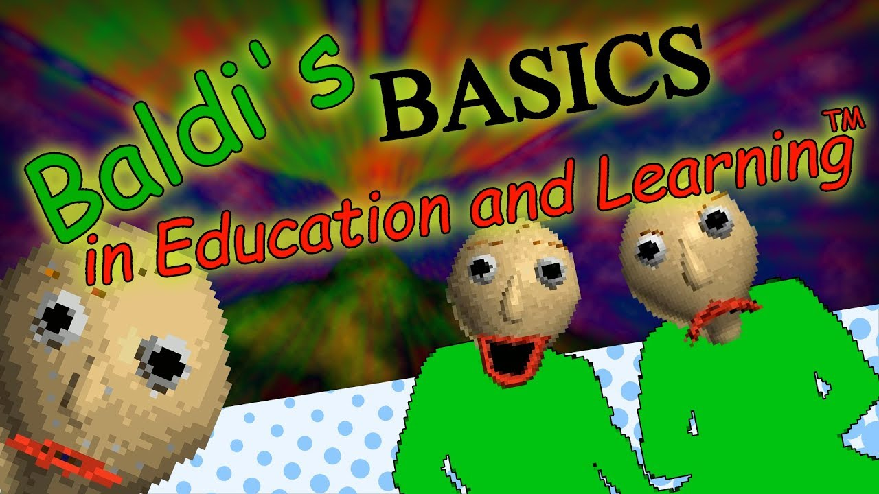 Download Baldi's Basics in Education and Learning - Yay Nightmares - Let's Game It Out