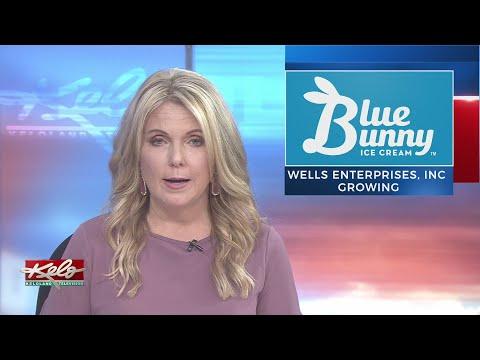 Blue Bunny Ice Cream Company Expanding