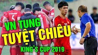 Việt Nam Tung Tuyệt Chiêu Khiến Người Thái Trở Tay Không Kịp,Thêm 4 Tân Binh Chắc Suất Ở King's Cup
