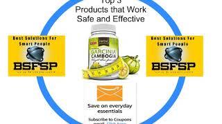Top 3 100% Pure Garcinia Cambogia Extract HCA 20181115 pack 25 002