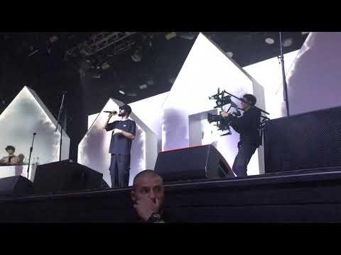 MIYAGI и ANDY PANDA. КОНЦЕРТ В ПИТЕРЕ 29.06.2019. (Финал концерта 💥💥💥)
