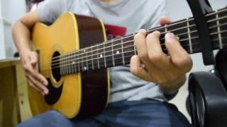 Guitar - Hướng dẫn intro Gửi Anh Xa nhớ