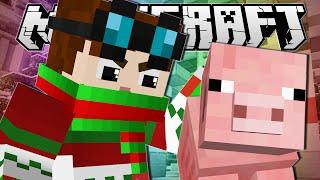 Minecraft | NO, PIGGY!! | The Lab Minigame