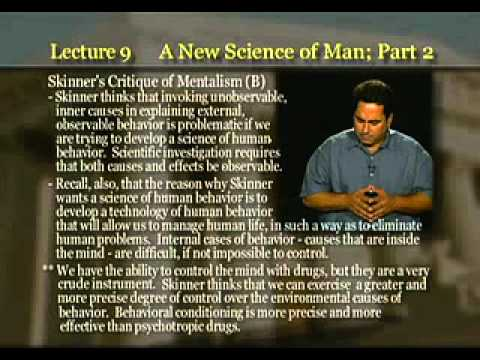 Introduction to Philosophy: Lecture 9 - A New Science of Man II