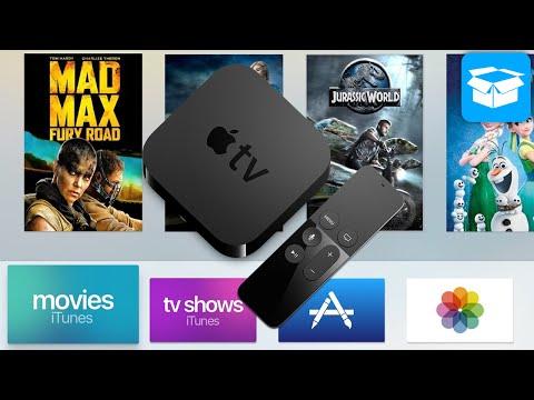 Análisis del nuevo Apple TV 4 (2015) y tvOS